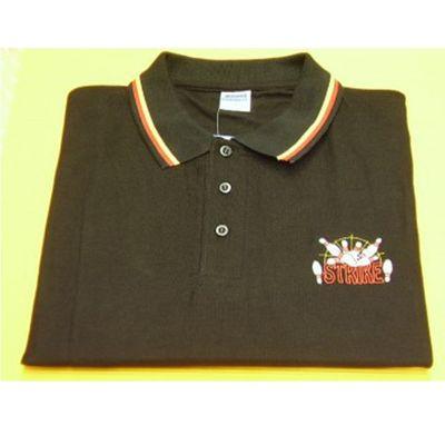 Poloshirt - Marina Clothing - schwarz – Bild 2
