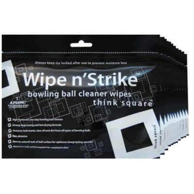 CIRCLE Dr. Wipe n'Strike Ballreinigungstücher