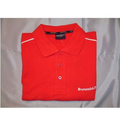 BRUNSWICK Poloshirt - NEW WAVE - Damen rot – Bild 2