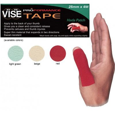 VISE Performance Tape Hada Patch