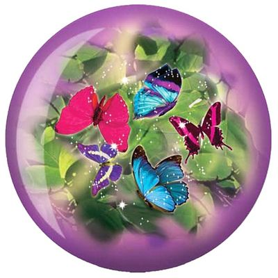 Bowlingball BRUNSWICK Viz-a-Ball Butterfly – Bild 1