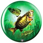 Bowlingball BRUNSWICK Viz-a-Ball Fishing 001