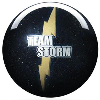 Bowlingball Bowlingkugel STORM Team Storm Black