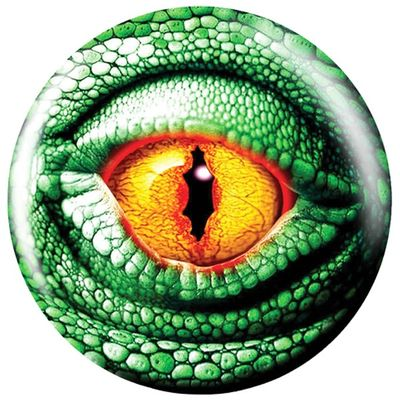 Bowlingball BRUNSWICK Viz-a-Ball Lizard Eye – Bild 1