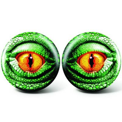 Bowlingball BRUNSWICK Viz-a-Ball Lizard Eye – Bild 2