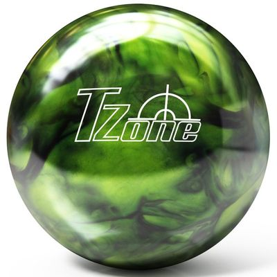 Bowlingball Brunswick TZone Green Envy