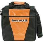 Bowlingtasche BRUNSWICK - GEAR II Orange/Black  001