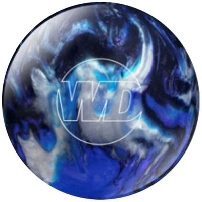 Bowlingball Columbia 300 - WD BlueBlackSilver – Bild 3