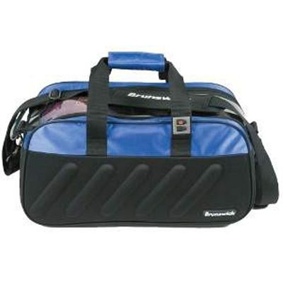 Bowlingtasche Brunswick Players Double Tote Black/Royal