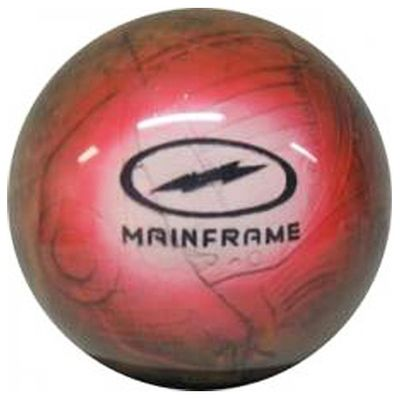 Bowlingball Bowlingkugel Polyester STORM Mainframe Red