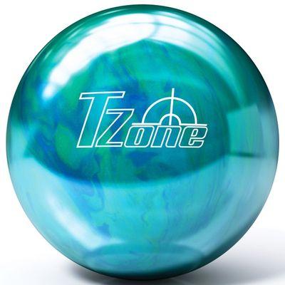 Bowlingball Brunswick TZone Caribbean Blue – Bild 1