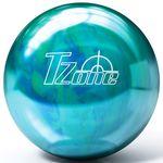 Bowlingball Brunswick TZone Caribbean Blue 001