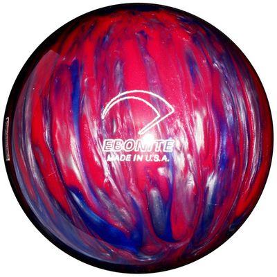 Bowlingball Ebonite Maxim - BlueRedSilver – Bild 2