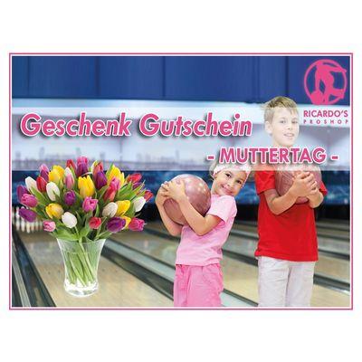 """Bowling Proshop Gutschein - """"Muttertag"""" – Bild 1"""