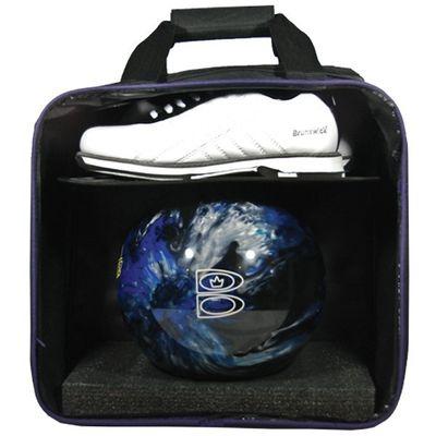 Bowlingtasche BRUNSWICK - Slingshot PurpleBlack – Bild 2