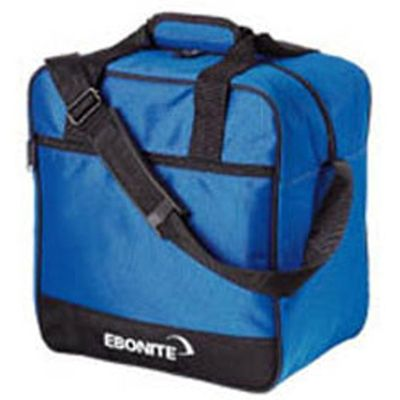 Bowling Ball Tasche EBONITE Basic Single Bright Blue – Bild 1