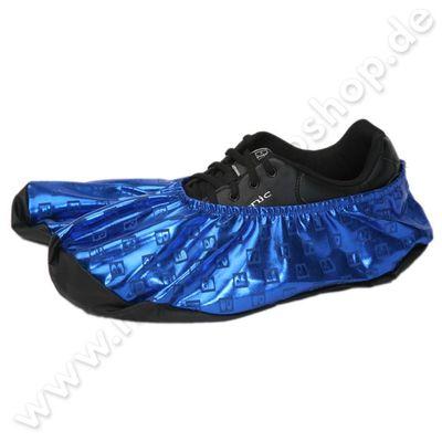 Brunswick Shoe Cover f. Bowlingschuhe Dura Flexx MetallicBlue