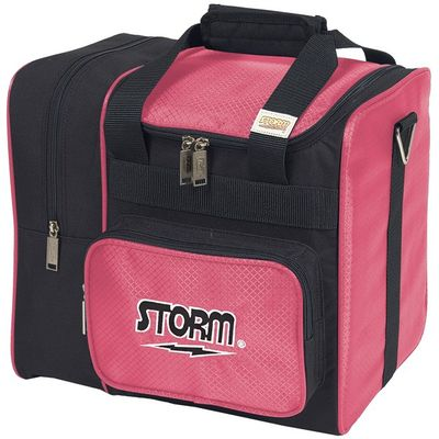 Bowlingtasche STORM 1-Ball Tote DeLuxe BlackPink
