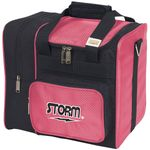 Bowlingtasche STORM 1-Ball Tote DeLuxe BlackPink 001