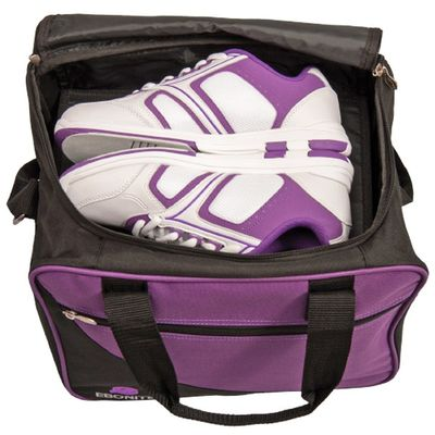 Bowlingtasche EBONITE Basic Single BlackPink – Bild 3