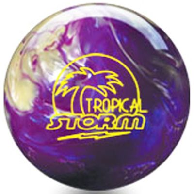 Bowlingball STORM Tropical Majestic Purple/Ivory – Bild 2