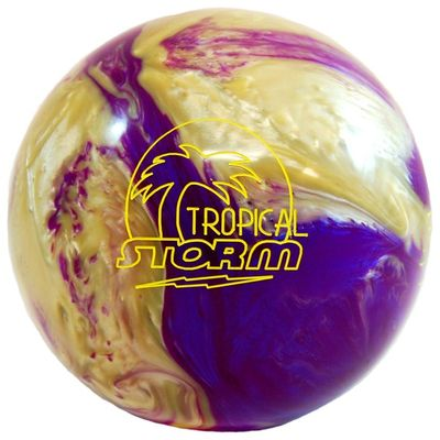 Bowlingball STORM Tropical Majestic Purple/Ivory – Bild 1