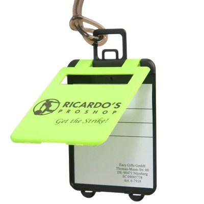 Bowling Bag-Identifier Taschenanhänger Kofferanhänger – Bild 2