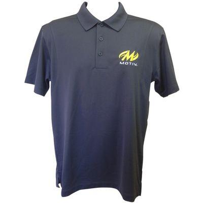 MOTIV Zenith Polo Bowlinghemd – Bild 3