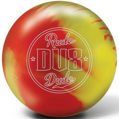 Bowlingball Reaktiv DV 8 Rude Dude