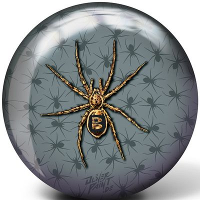 Bowlingball BRUNSWICK Viz-a-Ball Spider