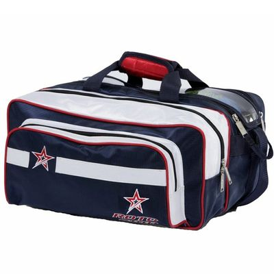 Bowlingtasche Roto Grip 2-Ball Tote Plus BlueRedWhite