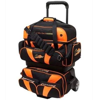 Hammer 4-Ball-Roller Stackable OrangeBlack – Bild 2