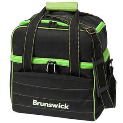 Bowlingtasche BRUNSWICK Kooler C Single LimeBlack