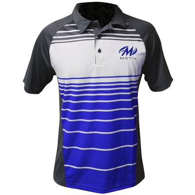 MOTIV Polo Vapor Blue
