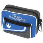 BRUNSWICK Zubehörtasche Accessory Bag Team RoyalSilver 001
