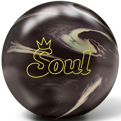 Bowlingball Brunswick Soul BlackSmoke Solid – Bild 1
