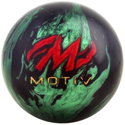 Bowlingball Reaktiv Motiv Primal Rage Remix – Bild 2