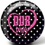 Bowlingball DV8 Diva Spare 001