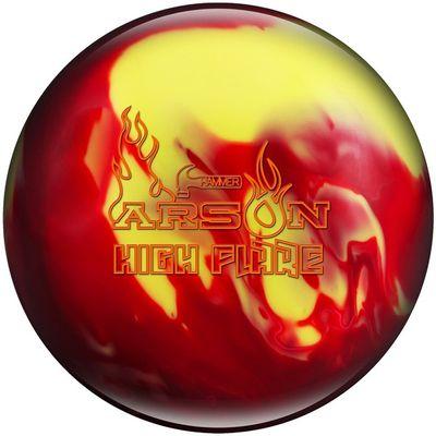 Bowlingball Reaktiv Hammer Arson High Flare – Bild 1
