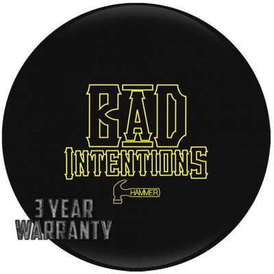Bowlingball Reaktiv Hammer Bad Intentions – Bild 1