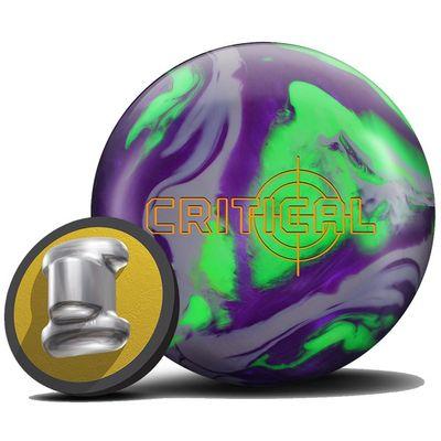 Bowlingball Bowlingkugel Roto Grip Critical – Bild 3