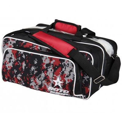 Bowlingtasche Roto Grip 2-Ball Tote  Plus BlackCamo