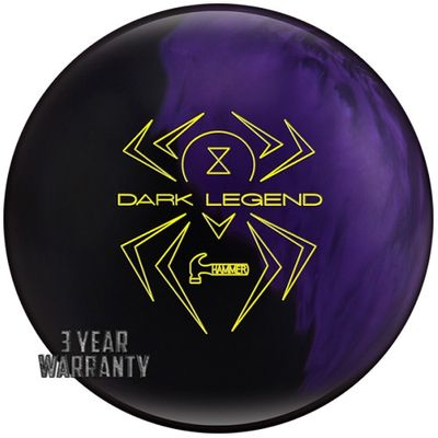 Bowlingball Hammer Dark Legend – Bild 1