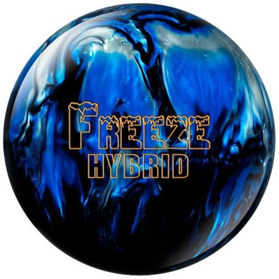 Bowlingball Reaktiv Columbia300 Freeze Hybrid BlueBlackSilver