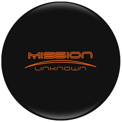 Bowlingball Reaktiv Ebonite Mission Unknown – Bild 1