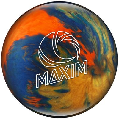 Bowlingball Ebonite Maxim - Captain Galaxy