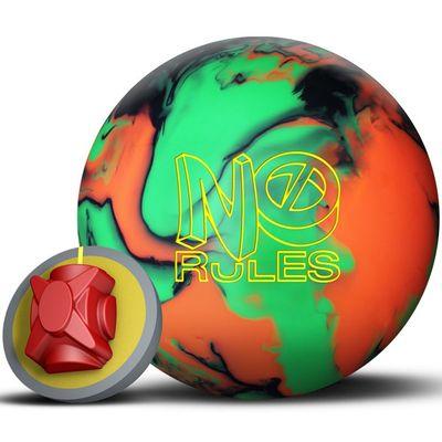 Bowlingball Bowlingkugel Roto Grip No Rules – Bild 1