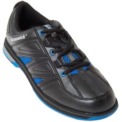 Bowlingschuhe Brunswick Warrior BlackRoyal – Bild 1