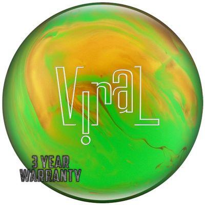 Bowlingball Reaktiv Hammer Viral Hybrid – Bild 1