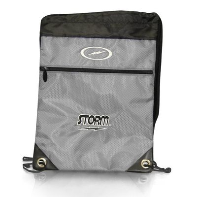 Bowlingtasche Rucksack Storm EZ Pack - String Backpack Gray